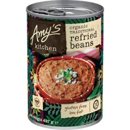Photo of Amy's - Refried Beans - Traditional - 437g