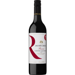 Photo of Jacob's Creek Reserve Cabernet Sauvignon