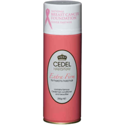 Photo of Cedel Extra Firm Hairspray 250g