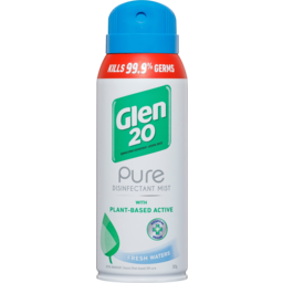 Photo of Glen 20 Pure Fresh Waters Disinfectant Mist 283g