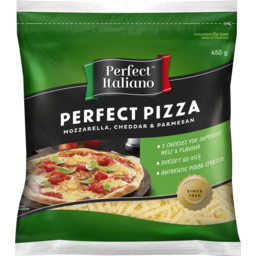 Photo of Perfect Italiano Pizza Plus Cheese 450g