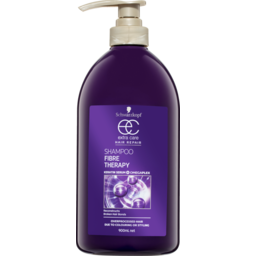 Photo of Schwarzkopf Extra Care Fibre Therapy Shampoo 900ml