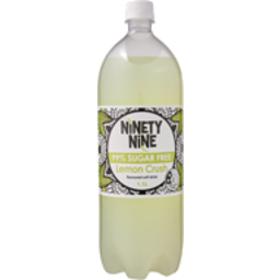 Photo of Ninety Nine 99% Sugar Free Lemon 1.5L