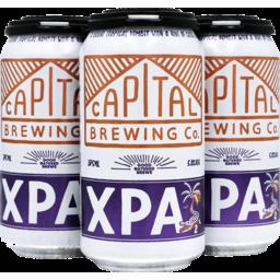 Photo of Capital Brewing Xpa