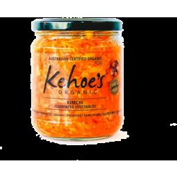 Photo of Kehoe's Kitchen Kim Chi (Gold)