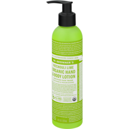 Photo of DR BRONNERS:DRB Hand & Lotion Patchouli Lime 236ml