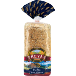 Photo of Freya's Bread Swiss Soya Linseed 750g