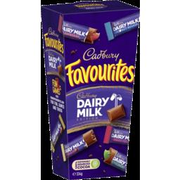 Photo of Cadbury Favourites Cadbury Dairy Milk Edition 334g