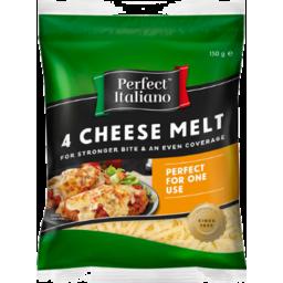 Photo of Perfect Italiano 4 Cheese Melt 150gm