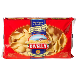 Photo of Divella Conchiglioni Pasta 500g