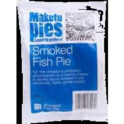 Photo of Maketu Pies Smoked Fish 200g