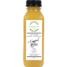 Photo of Lettuce Deliver Juice – Tropical Bliss (Cold Pressed)