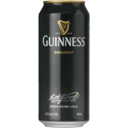 Photo of Guinness Guiness Draught 440ml Can