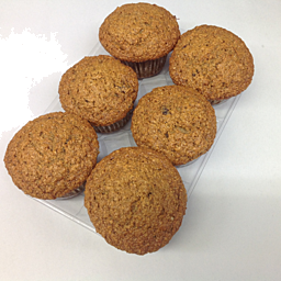 Photo of Muffins Bran Sultana 6 Pack