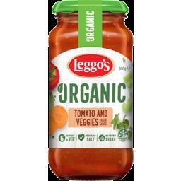Photo of Leggos Organic Tomato & Veggies Pasta Sauce 500g