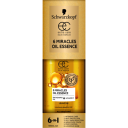 Photo of Schwarzkopf Extra Care 6 Miracles Oil Essence Hair Repair 100ml