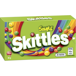 Photo of Skittles Sours 45g