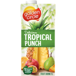 Photo of Golden Circle® Tropical Punch Fruit Drink 1l