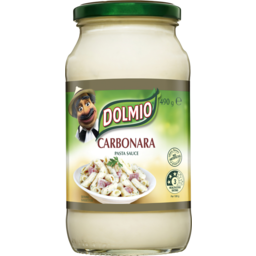 Photo of Dolmio Creamy Carbonara Pasta Sauce 490g