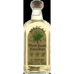 Photo of Don Juan Escobar Mezcal Tequila