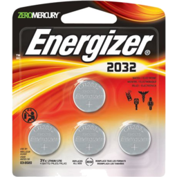 Photo of Energizer Coin Battery 2032 Lithium