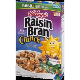 Photo of Kellogg's Raisin Bran Crunch Cereal