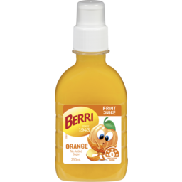 Photo of Berri Pop Tops Orange 250ml