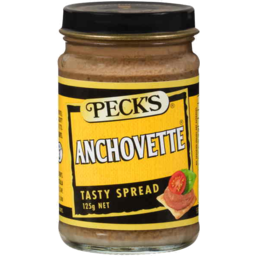 Photo of Peck Anchovette Spread 125gm