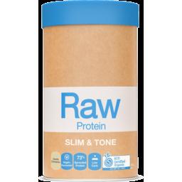 Photo of Amazonia Protein Powder (Raw) - Slim & Tone (Vanilla & Cinnamon)