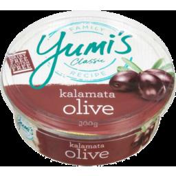 Photo of Yumis Dip Kalamata Olive 200g