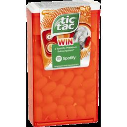 Photo of Tic Tac Music Edition Orange 49g