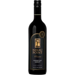 Photo of Nikau Point Reserve Merlot 750ml