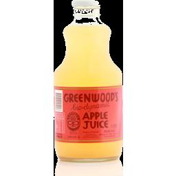 Photo of Greenwood Apple Juice 1lt