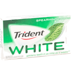 Photo of Trident White Spearmint