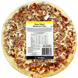 Photo of Drakes Meat Lover Pizza 400g