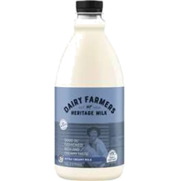Photo of Dairy Farmers Heritage Milk Full Cream 1.5l