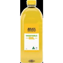 Photo of Black & Gold Oil Vegetable 2l