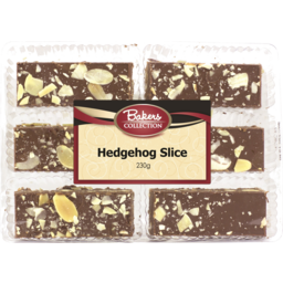 Photo of Bakers Collection Hedgehog Slice 6pk