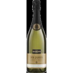 Photo of Hardys Hardy's Sir James Brut De Brut Pinot Noir Chardonnay 750ml