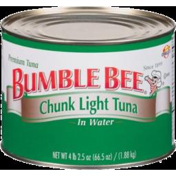 Photo of Bumble Bee Flakey Tuna -Water