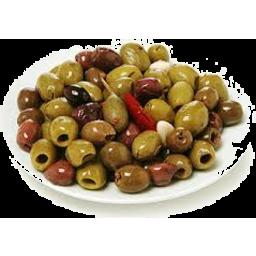 Photo of Mixed Olives Marinated Kg