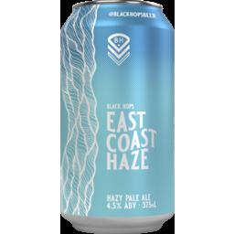 Photo of Black Hops East Coast Haze Hazy Pale Ale Can