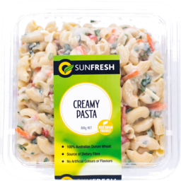 Photo of Sunfresh Creamy Pasta Salad 800g