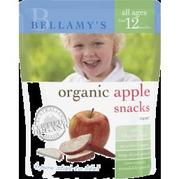 Photo of Bellamy's Organic Apple Snacks 20g