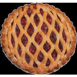 Photo of Lattice Boysenberry Pie Family