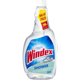 Photo of Windex Shower Refill 750ml