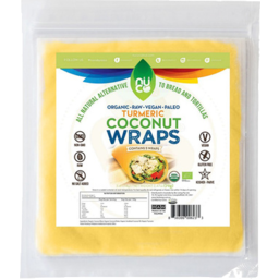 Photo of Nuco Wraps - Coconut Turmeric