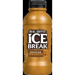 Photo of Ice Break Real Coffee Regular Strength 500ml