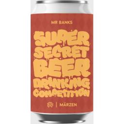 Photo of Mr Banks Super Secret Beer