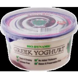 Photo of Mungalli Creek Yoghurt - Greek Style With Berry Bliss